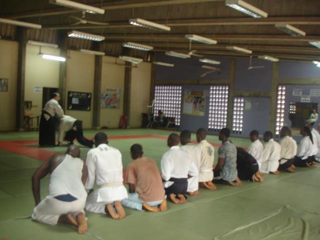 club aikido abidjan