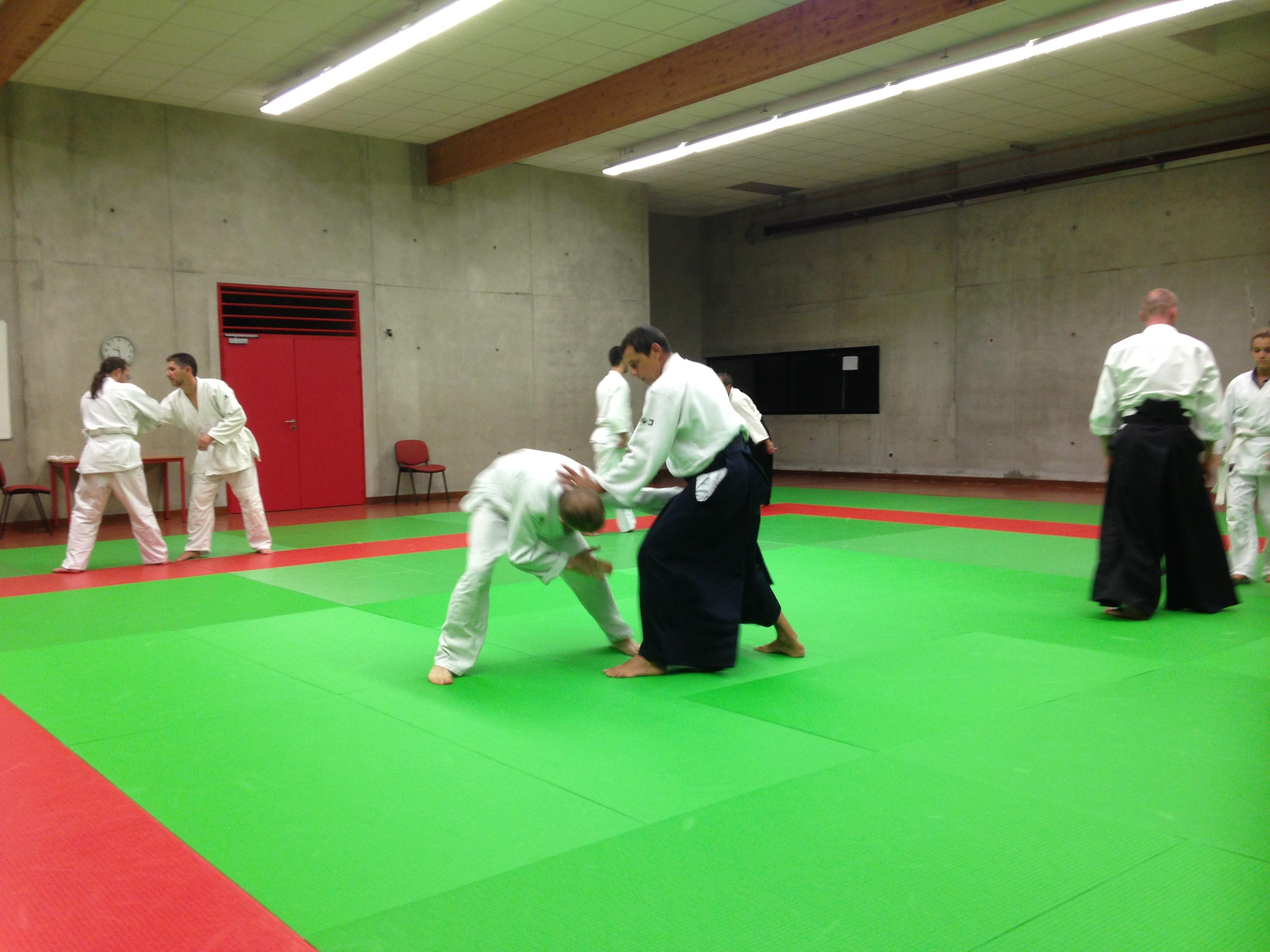 Aikido Salle De Bain ~  ronin le blog de patrice aikido blog trotter ma
