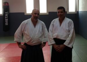 Marc Gandolphe: Interview d'un ami enseignant Aikido, à GUICHEN, près de Rennes. dans INTERVIEWS img_18211-300x215