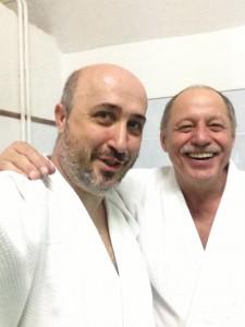 En Alsace avec Paul Matthis, 4e dan depuis 30 ans, au Fort Kleber dans mes dojos 77159_357212024389385_1262589906_n1-225x300